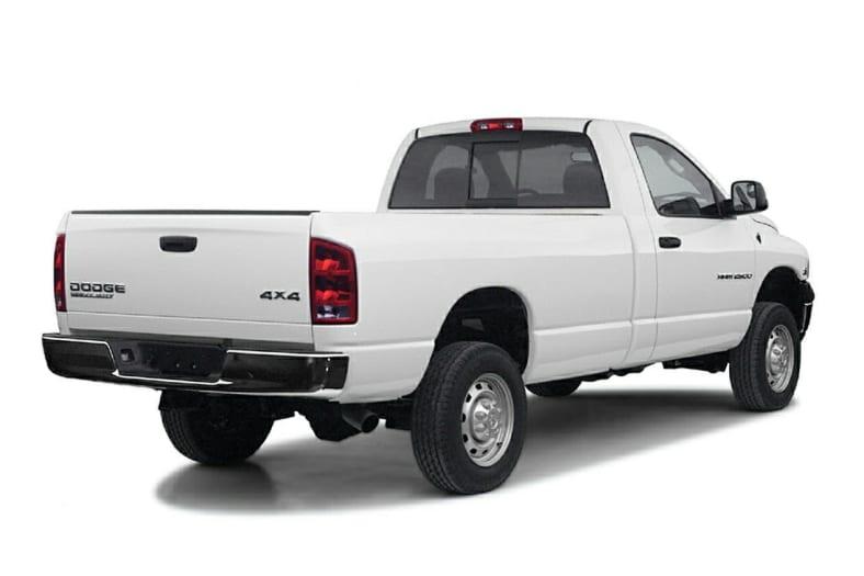 2003 Dodge Ram 2500 Exterior Photo