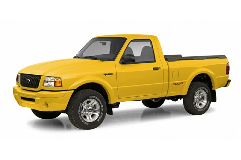 2003 Ford Ranger Pictures