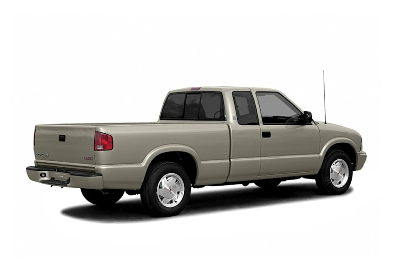 2003 gmc sonoma sls 4x2 extended cab 122 9 in wb pictures. Black Bedroom Furniture Sets. Home Design Ideas