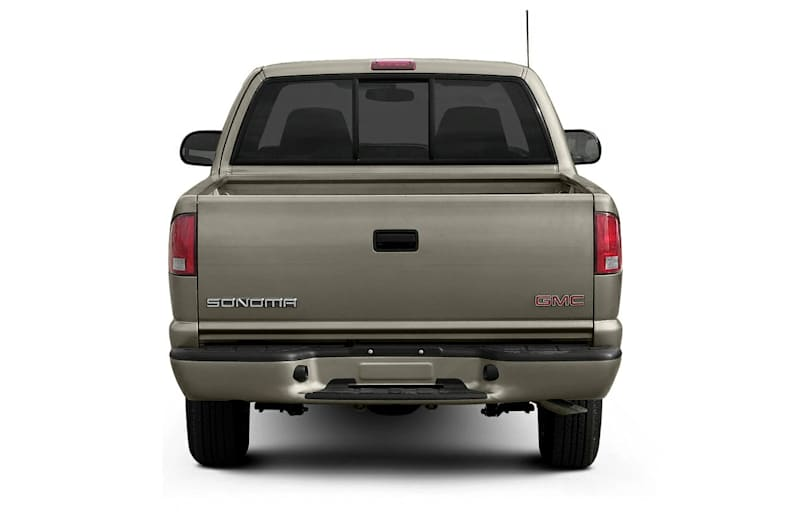 2003 gmc sonoma sls 4x4 extended cab 122 9 in wb pictures. Black Bedroom Furniture Sets. Home Design Ideas