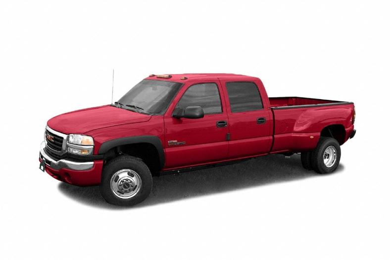 2003 Sierra 3500