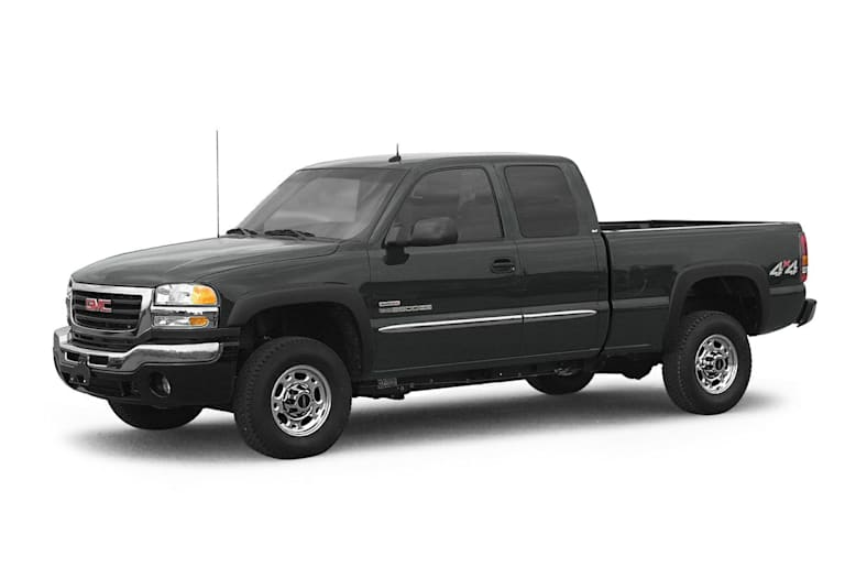 2003 Sierra 2500HD