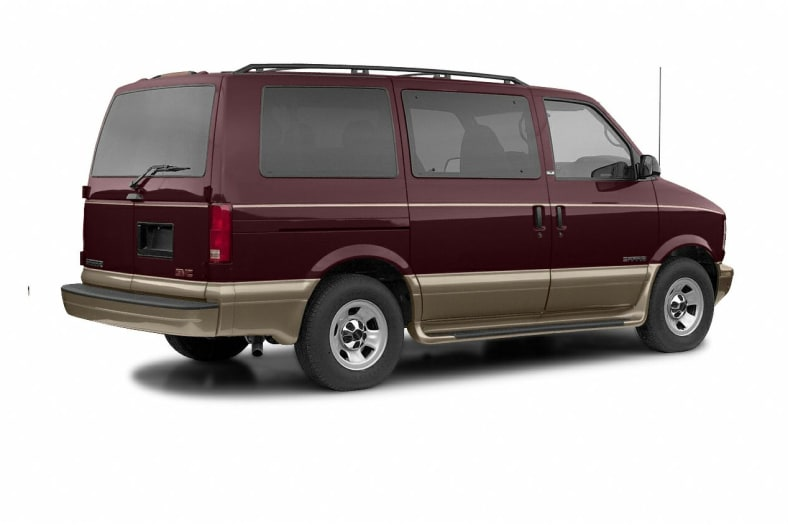 2003 GMC Safari Exterior Photo