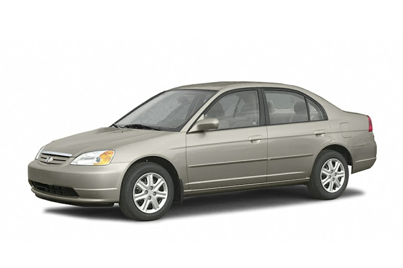 2003 Honda Civic Safety Features
