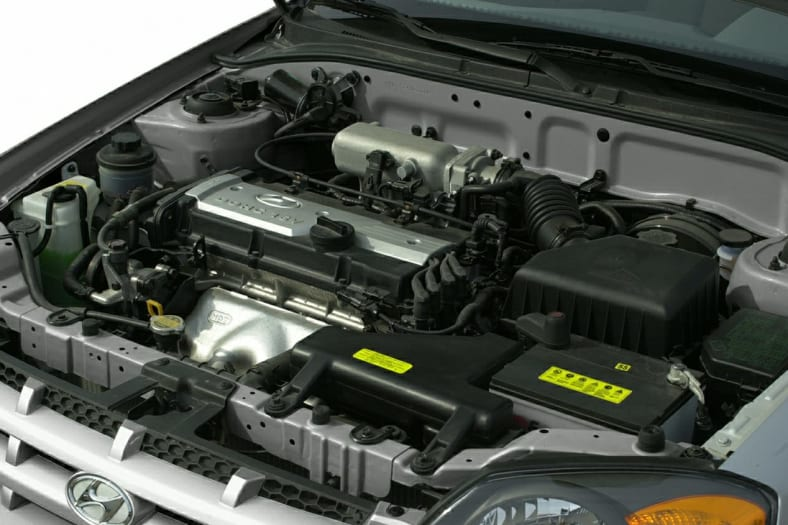 2003 hyundai accent engine
