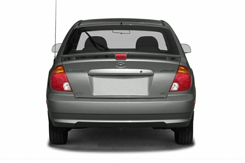 2003 Hyundai Accent Exterior Photo