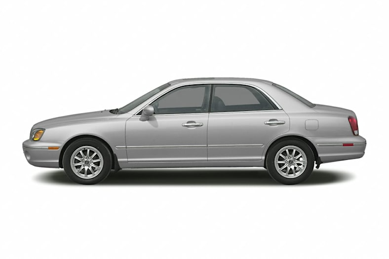 2003 Hyundai XG350 Exterior Photo