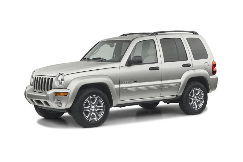 2003 Jeep Liberty Information