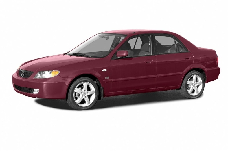 2003 Mazda Protege Es 4dr Sedan Specs And Prices