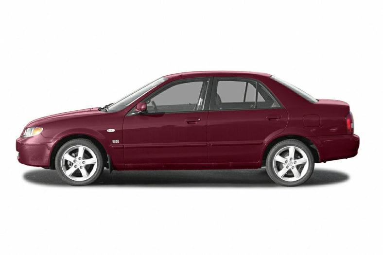 2003 Mazda Protege Exterior Photo