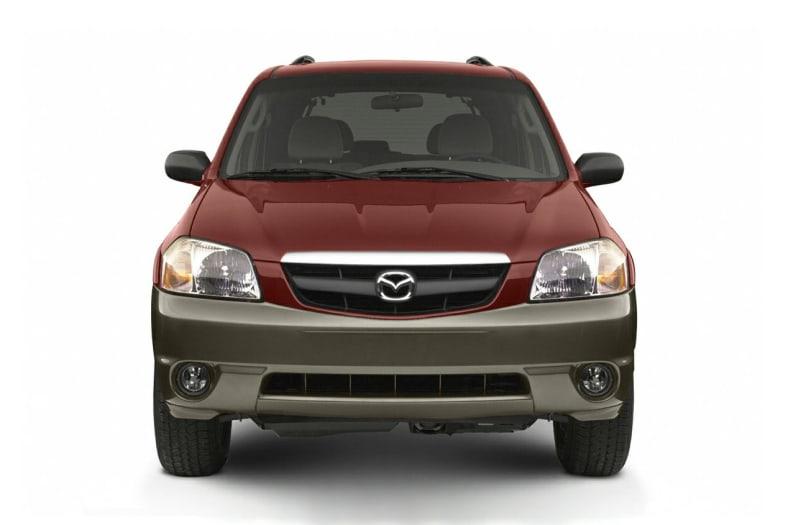 2003 Mazda Tribute Exterior Photo
