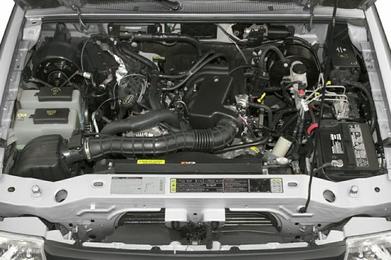 2003 Mazda B3000 Exterior Photo
