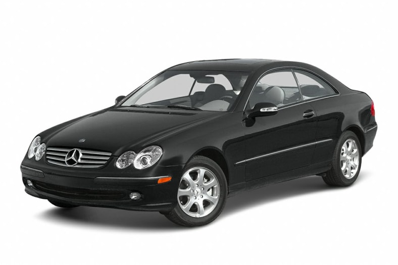 2003 mercedes benz clk class information. Black Bedroom Furniture Sets. Home Design Ideas
