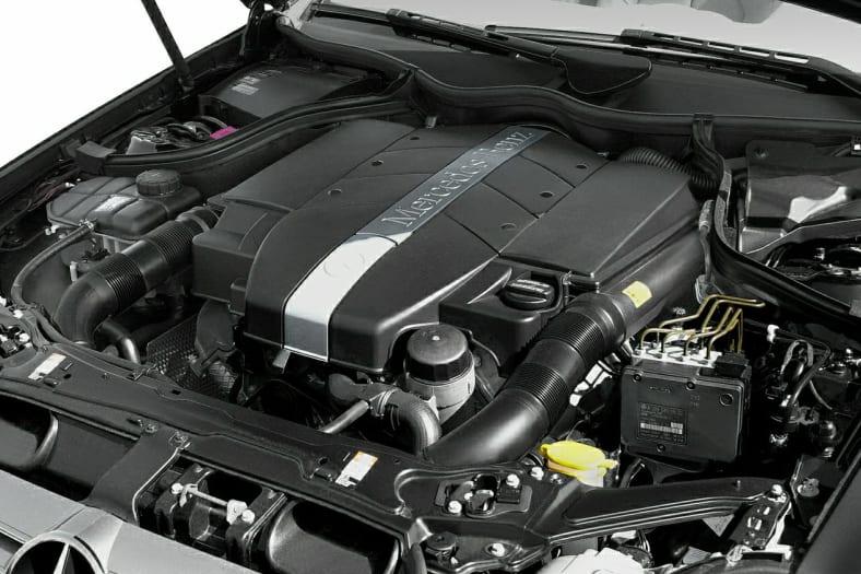 2003 Mercedes-Benz CLK-Class Exterior Photo