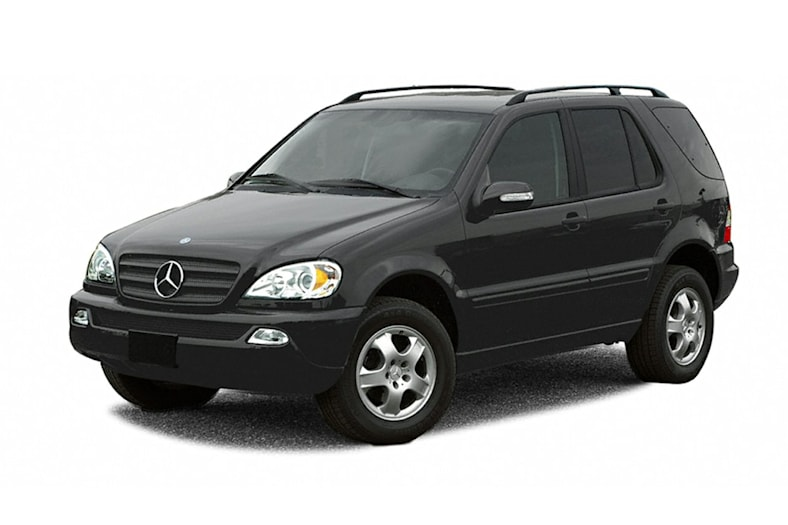 2003 mercedes benz m class information for 2003 mercedes benz ml320