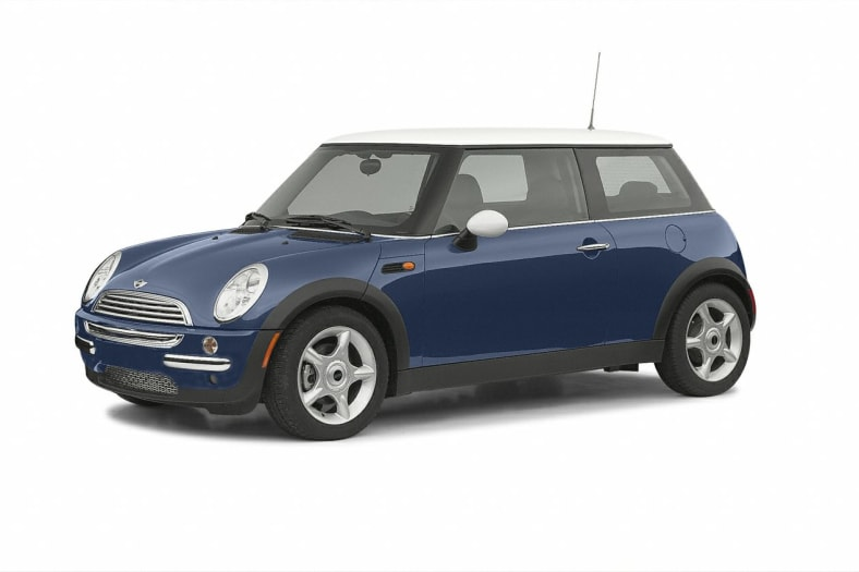 2003 mini cooper information. Black Bedroom Furniture Sets. Home Design Ideas