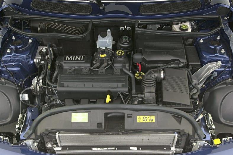 2003 MINI Cooper S Exterior Photo