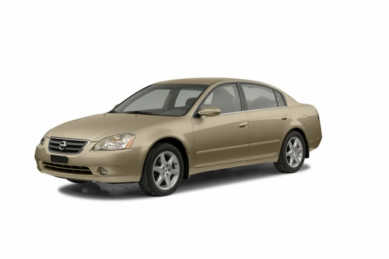 2015 Toyota Camry For Sale >> 2003 Nissan Altima Information
