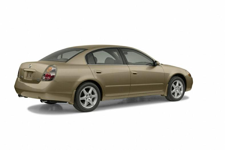 2003 Nissan Altima Exterior Photo