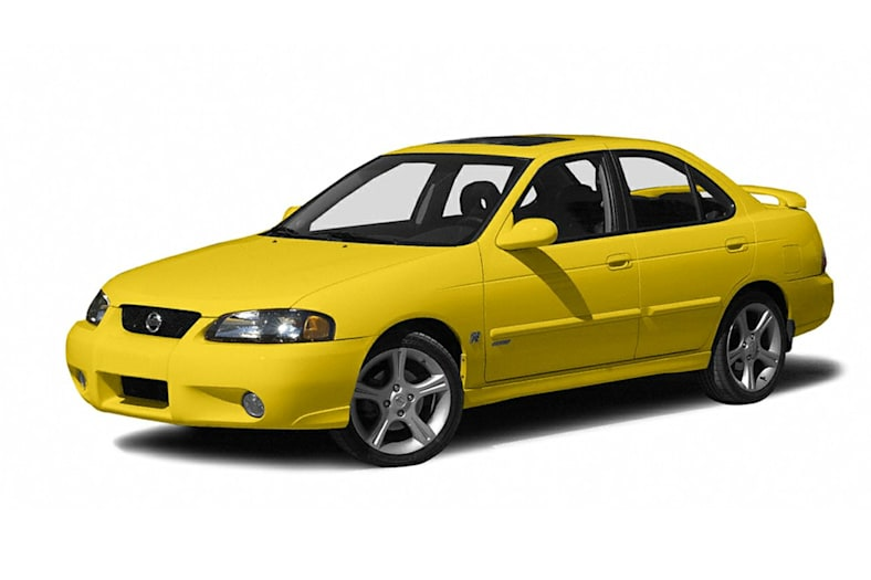 2003 nissan sentra se r ulev 4dr sedan pictures. Black Bedroom Furniture Sets. Home Design Ideas