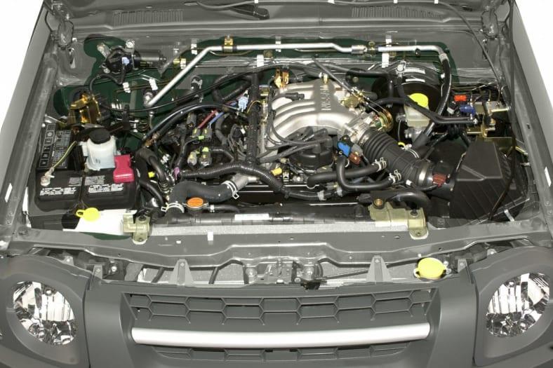 2003 Nissan Xterra Exterior Photo