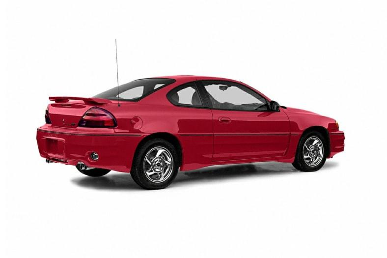 2003 Pontiac Grand Am Exterior Photo