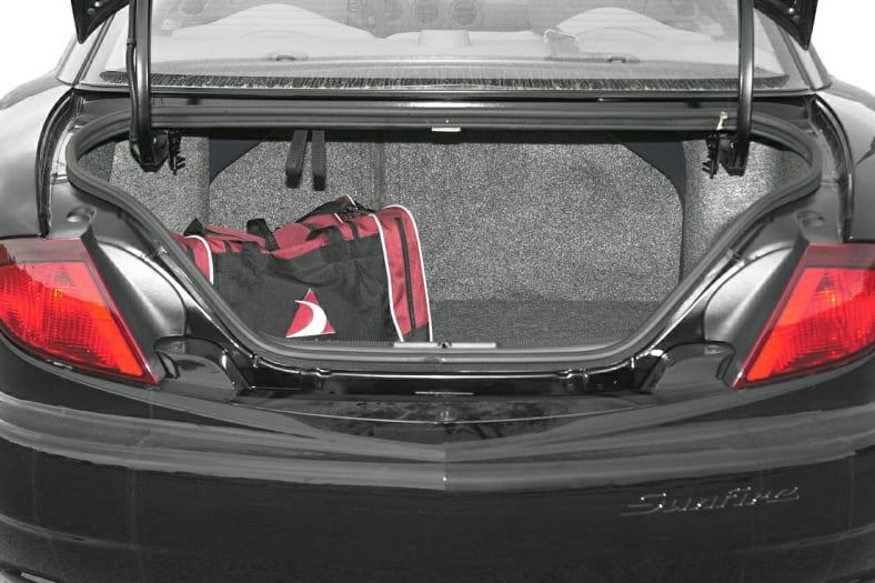 2003 Pontiac Sunfire Exterior Photo