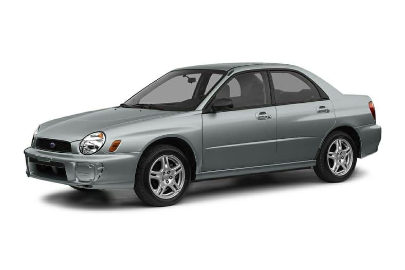 2003 Subaru Impreza Information