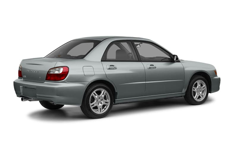 2003 subaru impreza 2 5rs 4dr all wheel drive sedan pictures. Black Bedroom Furniture Sets. Home Design Ideas
