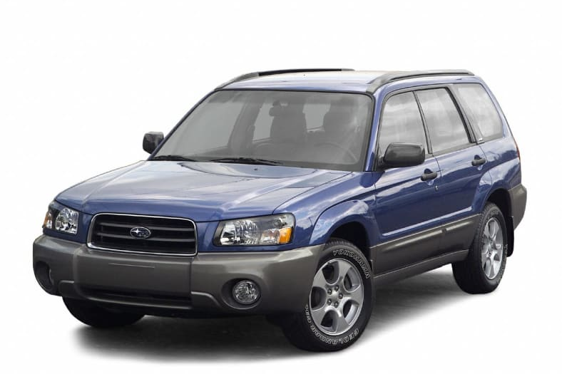 2003 Subaru Forester Information