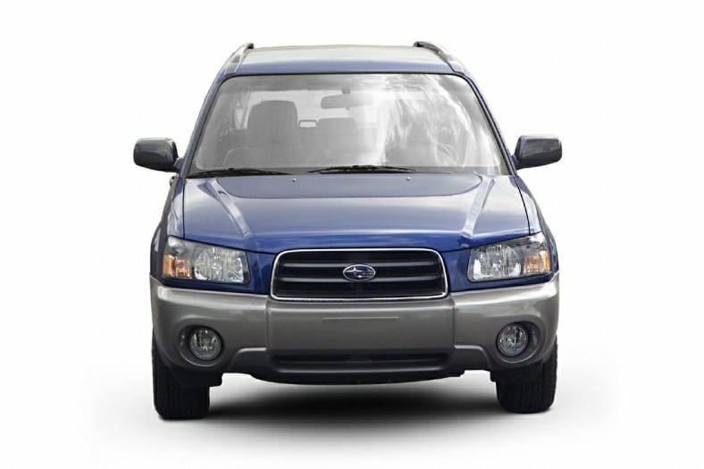 2003 Subaru Forester Exterior Photo