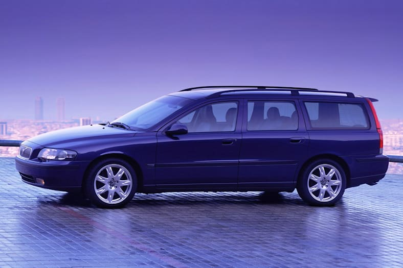 2003 Volvo V70 T5 M 4dr Station Wagon Information