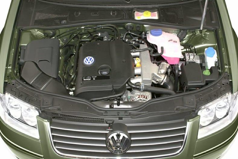 2003 Volkswagen Passat GLX 4dr All Wheel Drive 4Motion Sedan Specs And Prices