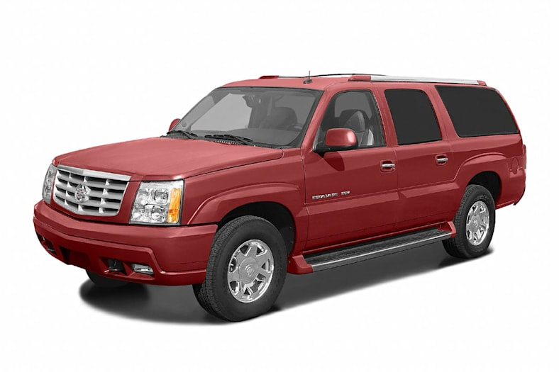 2004 Cadillac Escalade ESV Exterior Photo