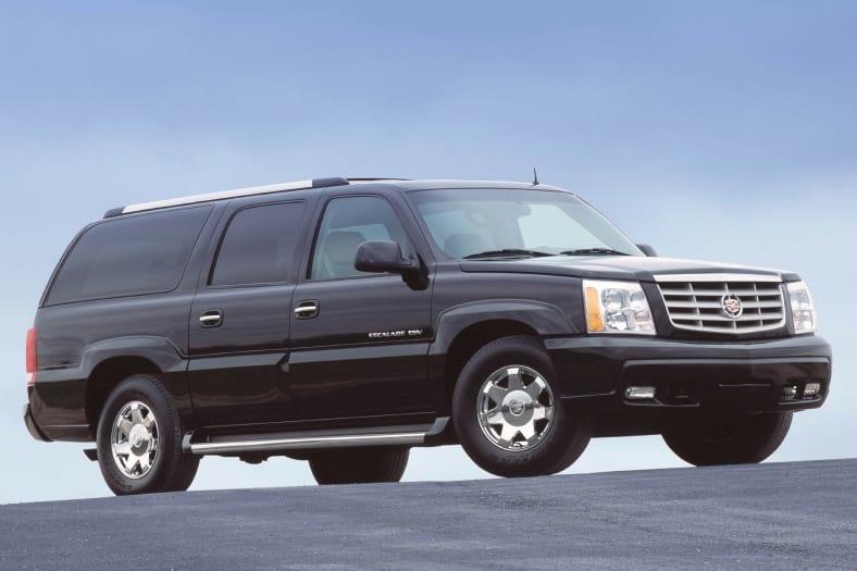 2004 cadillac escalade esv platinum edition all wheel drive pictures. Black Bedroom Furniture Sets. Home Design Ideas