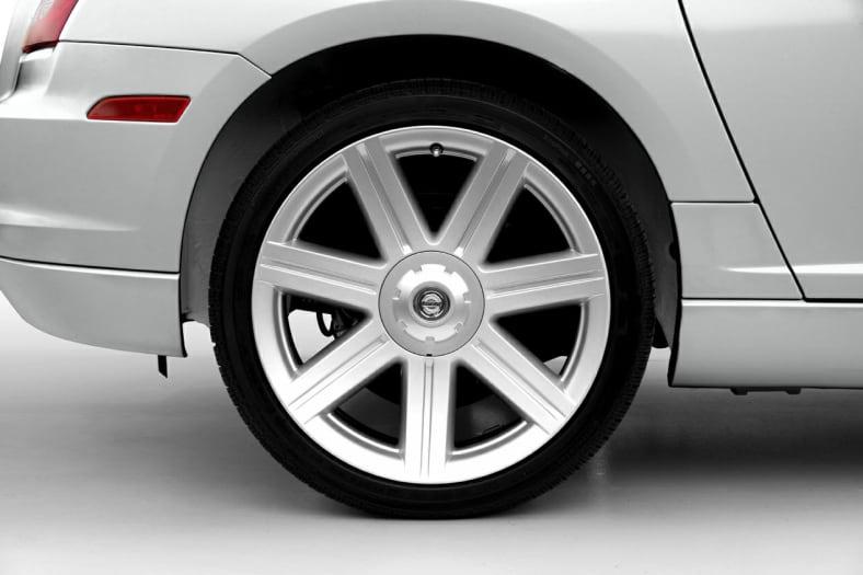 2004 Chrysler Crossfire Exterior Photo