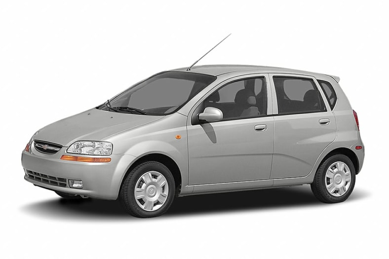 2004 Chevrolet Aveo Ls 4dr Hatchback Specs And Prices