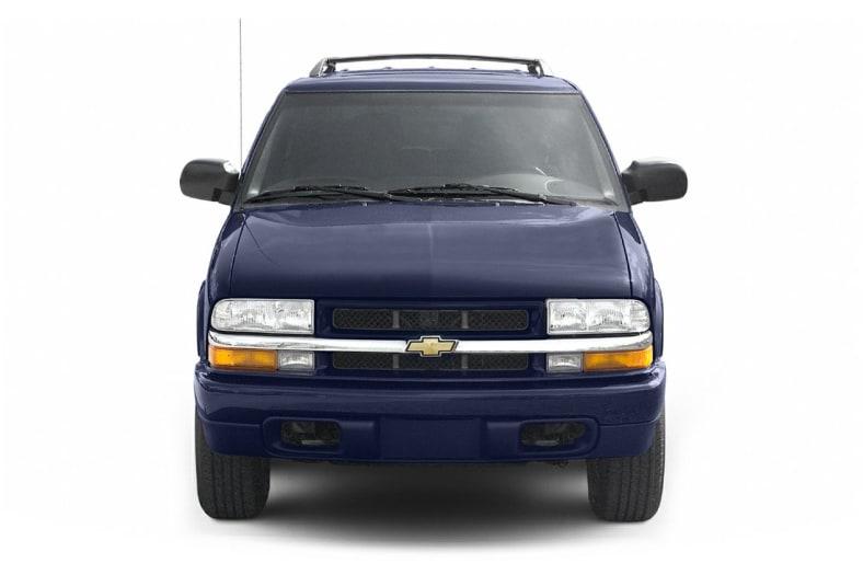 2004 Chevrolet Blazer Exterior Photo