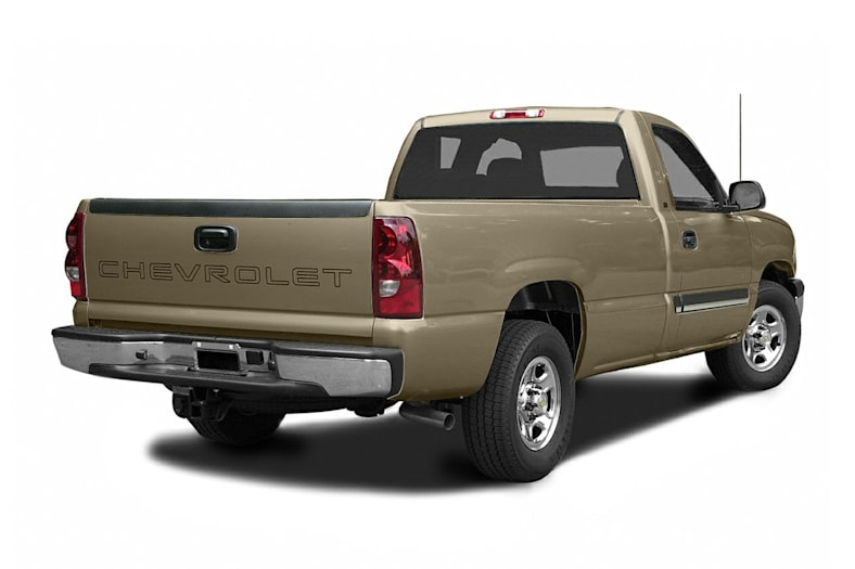2004 chevrolet silverado 1500 work truck 4x2 regular cab 8 ft box 133 in wb pictures. Black Bedroom Furniture Sets. Home Design Ideas