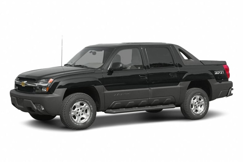 2004 Chevrolet Avalanche 1500 Information
