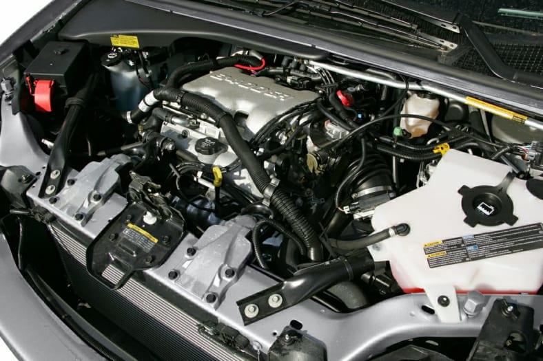 2004 Chevrolet Venture LS Front-wheel Drive Extended Passenger Van Specs  and PricesAutoblog