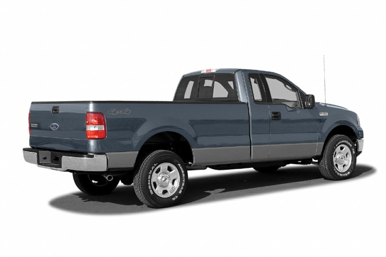 2004 ford f 150 xl 4x2 regular cab styleside 6 5 ft box. Black Bedroom Furniture Sets. Home Design Ideas