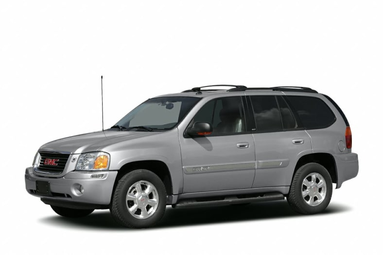 2004 gmc envoy information. Black Bedroom Furniture Sets. Home Design Ideas
