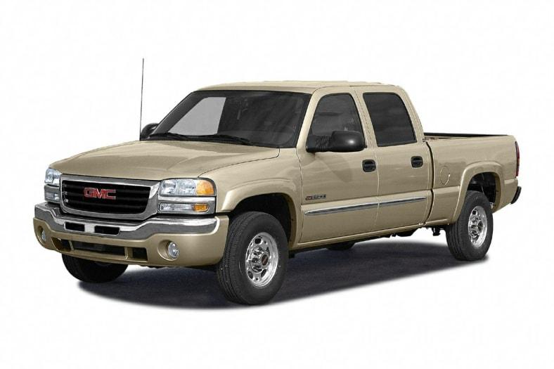 2004 Sierra 2500