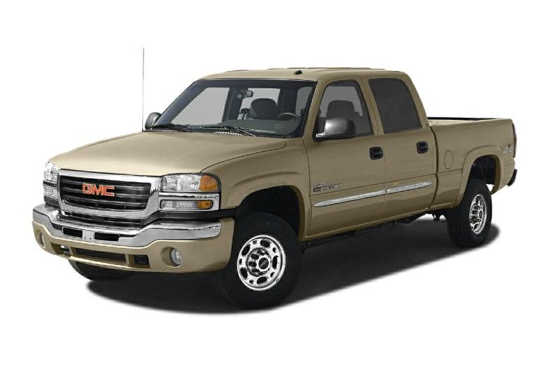 2004 Sierra 2500HD