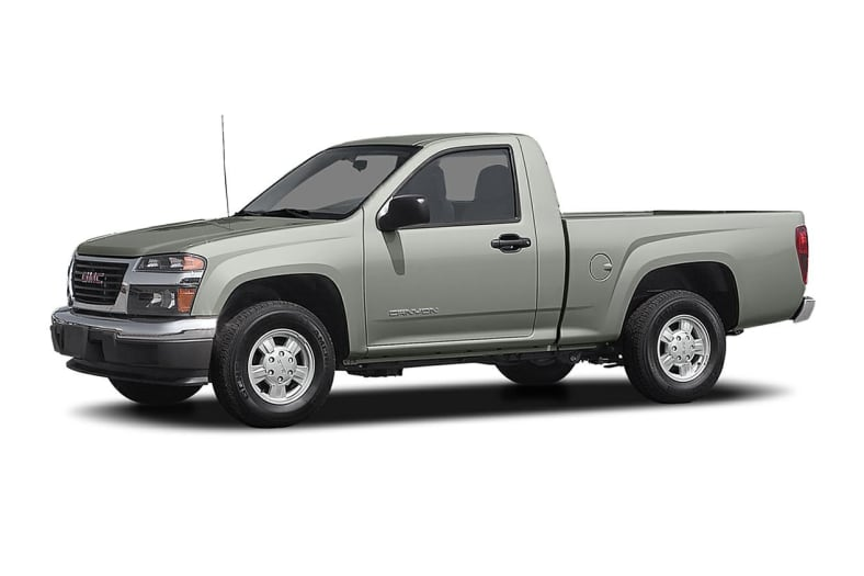 2004 GMC Canyon Exterior Photo