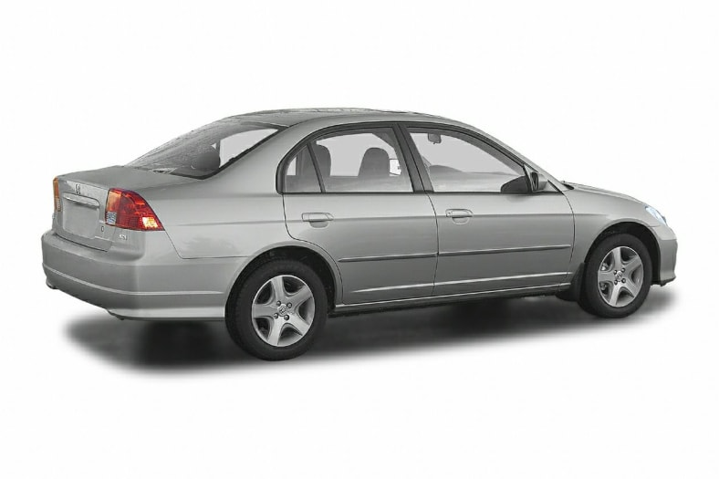 2004 Honda Civic Exterior Photo