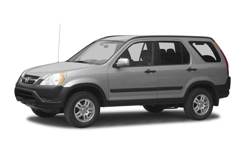 2004 Honda Cr V Information