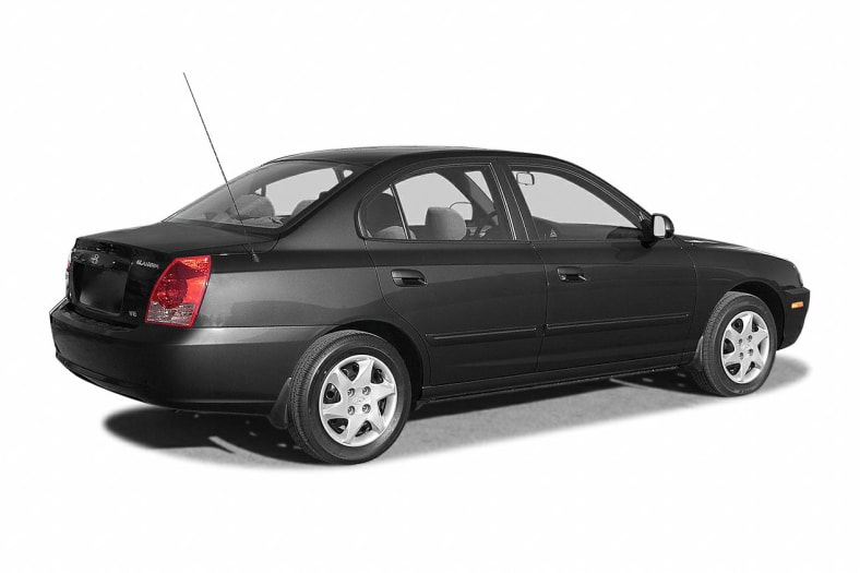 2004 hyundai elantra gls 4dr sedan pictures. Black Bedroom Furniture Sets. Home Design Ideas
