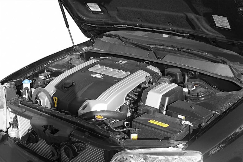 2004 Hyundai XG350 Exterior Photo